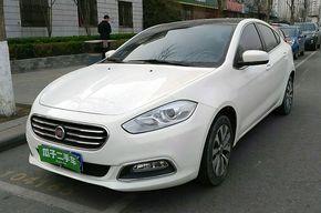 菲亚特菲翔 2012款 1.4T 自动畅享版