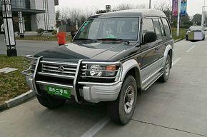 猎豹6481 2014款 2.2L 手动两驱
