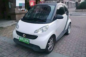 Smartsmart fortwo 2013款 1.0 MHD 新年特别版