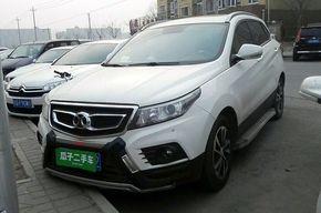 北汽绅宝绅宝X55 2016款 1.5T CVT豪华版