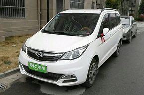 长安商用欧尚 2016款 1.5L 手动豪华型7座