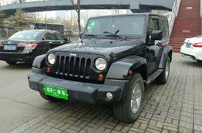 Jeep牧马人 2012款 3.6L 两门版 Sahara(进口)