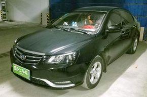 吉利帝豪 2014款 三厢 1.5L 手动时尚型