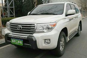 丰田兰德酷路泽 2012款 4.0L 自动GX-R