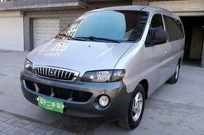江淮瑞风 2008款 2.0L穿梭 汽油 简配前后空调型