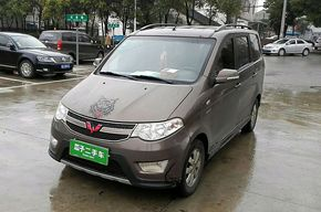 五菱宏光 2014款 1.5L S舒适型
