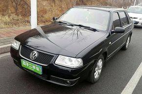 大众桑塔纳志俊 2008款 1.8L 手动舒适型
