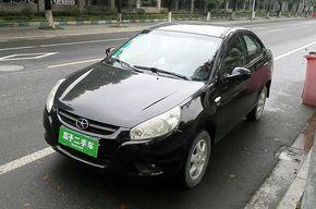 江淮同悦 2010款 1.3L MT 舒适型