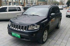 Jeep指南者 2012款 2.4L 四驱豪华导航版(进口)