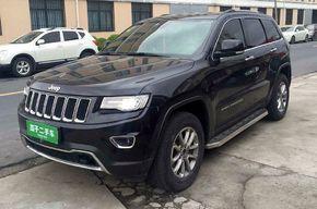 Jeep大切诺基 2013款 3.6L 旗舰尊崇版(进口)