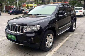 Jeep大切诺基 2013款 3.6L 豪华导航版(进口)