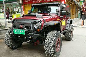 Jeep牧马人 2012款 3.6L 两门版 Rubicon(进口)