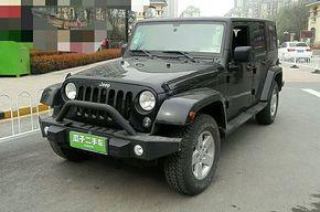 Jeep牧马人 2014款 3.0L 四门版 Sahara(进口)