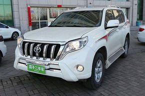 丰田普拉多 2014款 2.7L 自动标准版(进口)