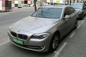 宝马5系 2012款 520Li 典雅型