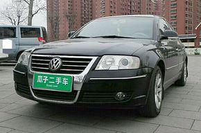 大众Passat领驭 2007款 2.0L 手动标准型
