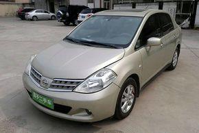 日产颐达 2008款 1.6L 自动尊贵型