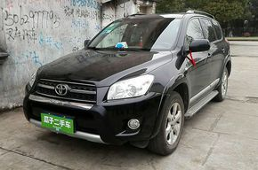 丰田RAV4 2009款 2.4L 手动豪华版