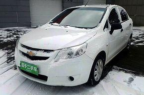 雪佛兰赛欧 2013款 三厢 1.2L AMT理想版