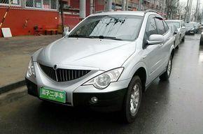 双龙爱腾 2011款 2.3L 两驱舒适汽油版