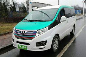 江淮瑞风M5 2016款 2.0T 汽油自动公务版