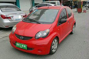 比亚迪F0 2010款 尚酷爱国版 1.0L 铉酷型