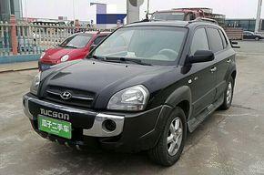 现代途胜 2006款 2.7L 自动四驱豪华型
