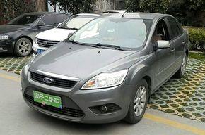 福特福克斯 2011款 三厢 1.8L 手动舒适型