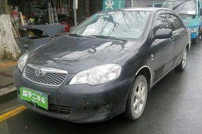 丰田花冠 2011款 1.6L 手动豪华版
