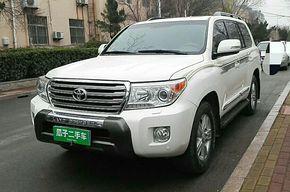 丰田兰德酷路泽 2012款 4.6L 自动VX-R