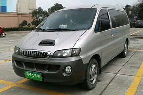 江淮瑞风 2011款 2.8T穿梭 柴油标准版HFC4DA1-2B1