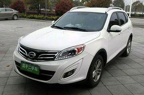 传祺GS5 2012款 2.0L 手动两驱舒适版