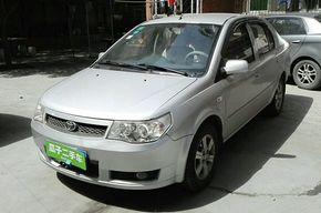 一汽威志 2009款 三厢 1.5L 手动标准型