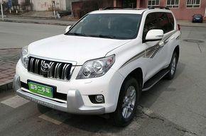 丰田普拉多 2010款 4.0L 自动VX NAVI
