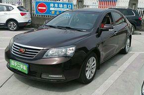 吉利经典帝豪 2013款 三厢 1.8L 手动精英型