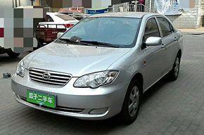 比亚迪F3 2013款 1.5L 手动舒适型 CNG