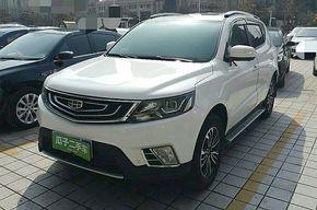 吉利远景SUV 2016款 1.8L 手动尊贵型