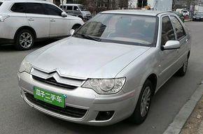 雪铁龙爱丽舍 2008款 三厢 1.6L CNG手动标准型