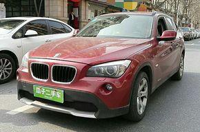 宝马X1 2010款 sDrive18i豪华型(进口)