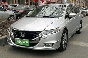 本田奥德赛 2011款 劲秀 2.4L 舒适版