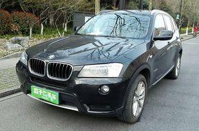 宝马X3 2013款 xDrive20i 豪华型(进口)