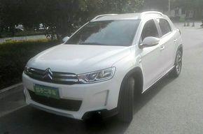 雪铁龙C3-XR 2015款 1.6L 手动先锋型