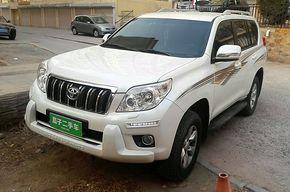 丰田普拉多 2010款 2.7L 自动豪华版(进口)