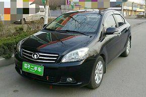 长城C30 2012款 1.5L 手动豪华型