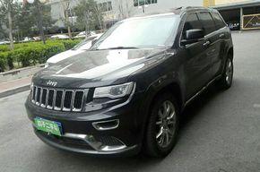 Jeep大切诺基 2014款 3.0L 旗舰尊悦版(进口)