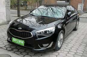 起亚凯尊 2013款 2.4L 商务天窗型 国IV(进口)