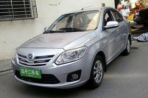 长安悦翔V3 2012款 1.3L 手动豪华型 国V