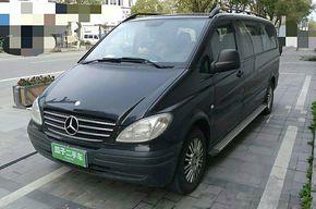 奔驰威霆 2010款 2.5L 商务版