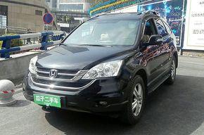 本田CR-V 2010款 2.4L 自动四驱尊贵版
