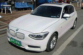 宝马1系 2013款 改款 116i 领先型(进口)